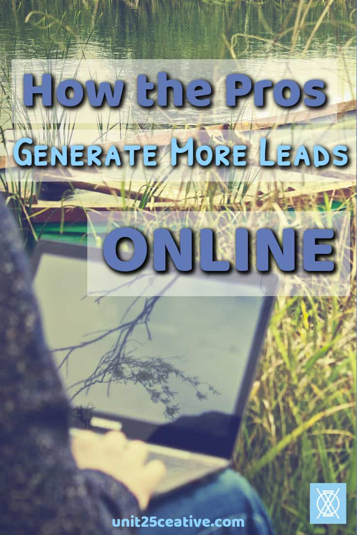Are you struggling to generate leads online? Find out how the pros do it! Get the tips and tricks you need to learn how to generate more leads online and grow your business. Capture and convert quality leads and find out what the best practices for lead generation are, plus when you SHOULD NOT follow best practices!