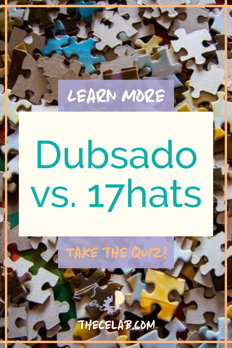 Dubsado vs. 17hats CRM comparison