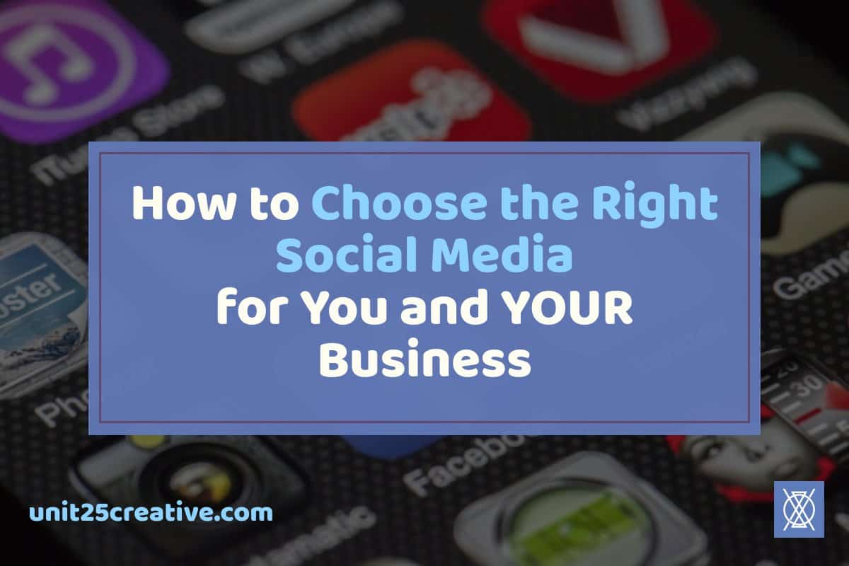 How to choose the best social media for your business