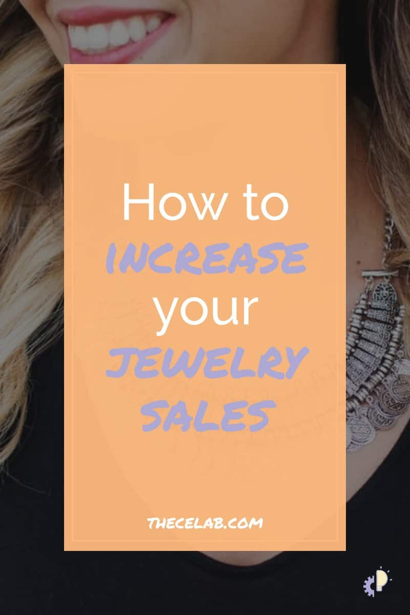 How to increase your jewelry sales