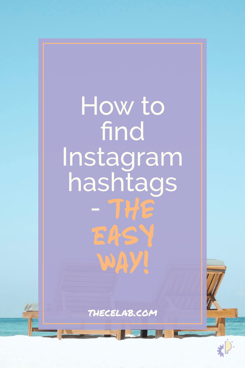 How to find Instagram hashtags the easy way