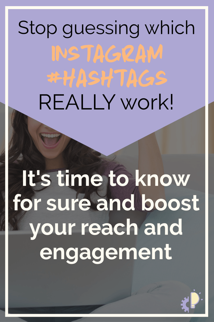Instagram hashtags can drive you crazy! The rules are always changing and what's hot one day may be cold the next. Want a simple way to figure out which hashtags are working RIGHT NOW? Click to learn how you can find the top Instagram hashtags for YOUR niche! / #thecelab #Instagram #socialmediamarketing #howtousehashtags #Instamarketing / tips, find Instagram hashtags, for artists, for photographers, for Etsy, jewelry, craft, for musicians, beat the algorithm