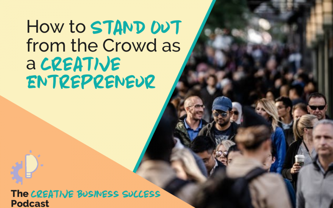 S2E2: How to Stand Out from the Crowd as a Creative Entrepreneur with Britt + Kelsey